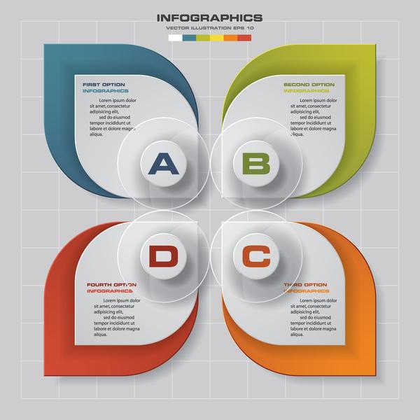 Business Infographic creative design 4571