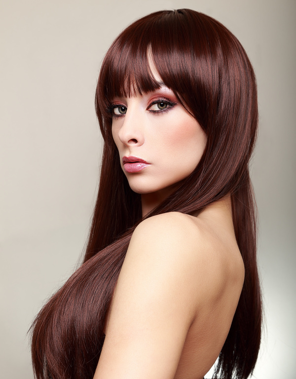 Pretty Dark Auburn Hair Www Picturesboss Com