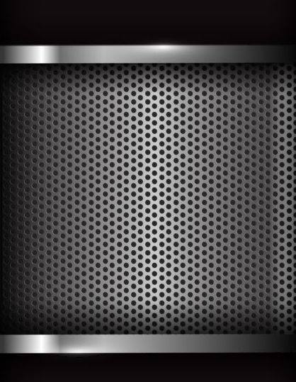 Dark Chrome Steel Abstract Background Vectors 01 Free Download