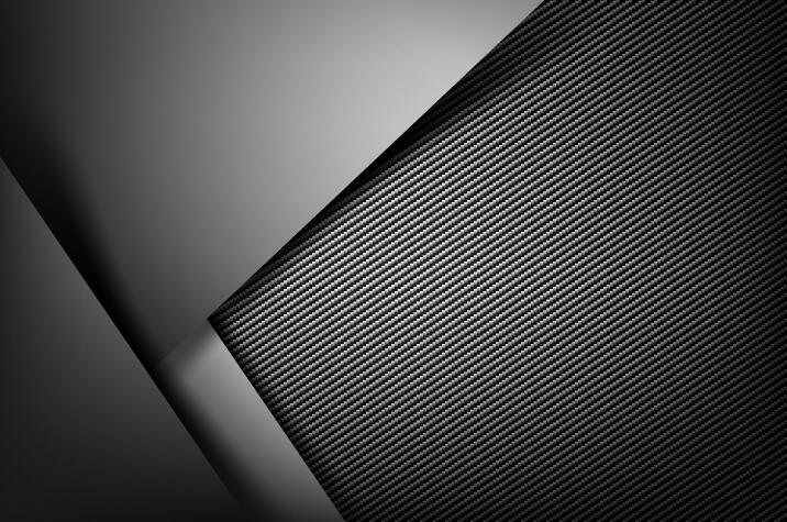 dark with carbon fiber texture background vector 03 free