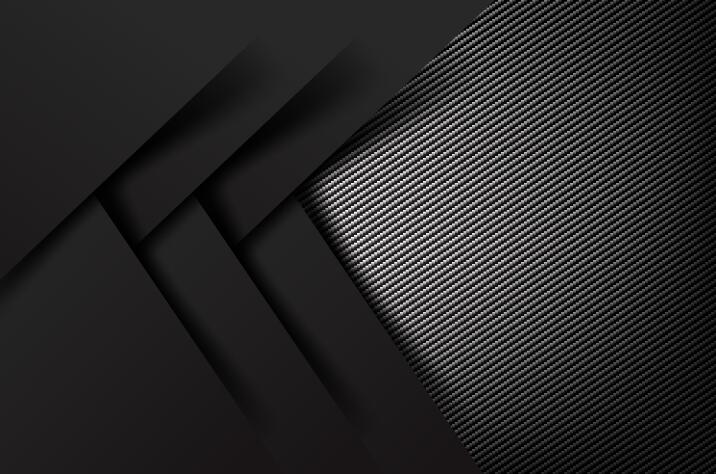 dark with carbon fiber texture background vector 07 free