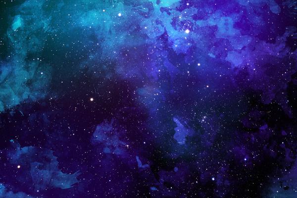 Black And Purple Paintings