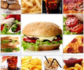 Delicious fast food pictures HD picture