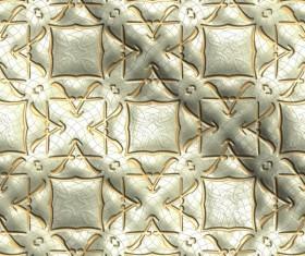 Diamond pattern and gold background