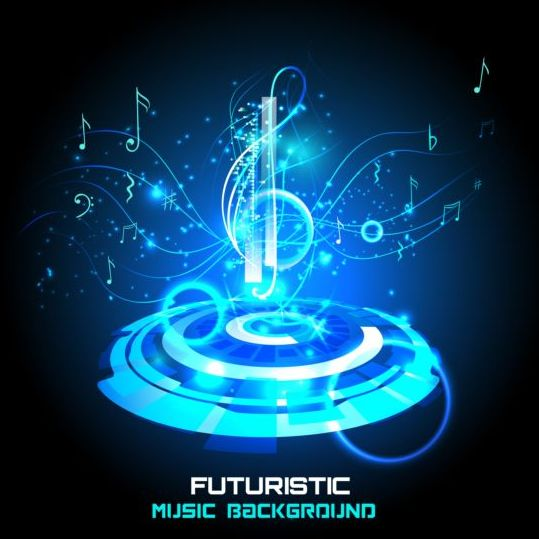 futuristic vector background - photo #41