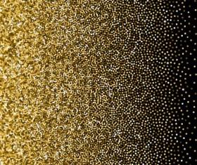 Gradient gold backgrounds vector 04