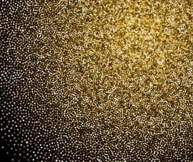 Gradient gold backgrounds vector 05