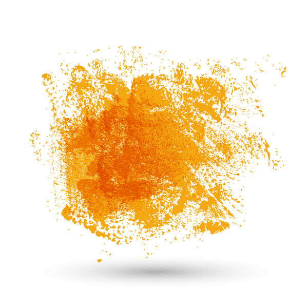Grunge texture paint splashes background vector 09 free download