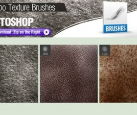 Hippo skin texture photoshop brushes
