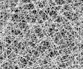 Messy lines textured pattern vectors 03