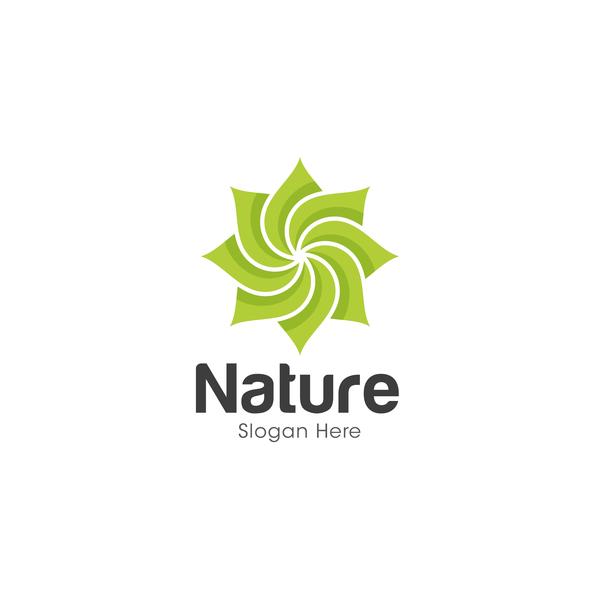 nature logo design vectors 03 free download