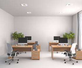Office HD picture in white 02