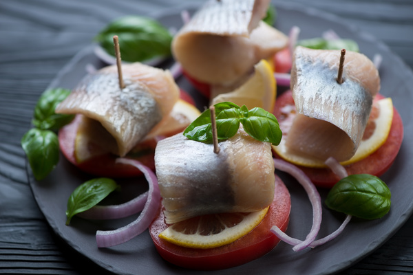 Pretty canape platter stock photo food stock photo free for Canape platters