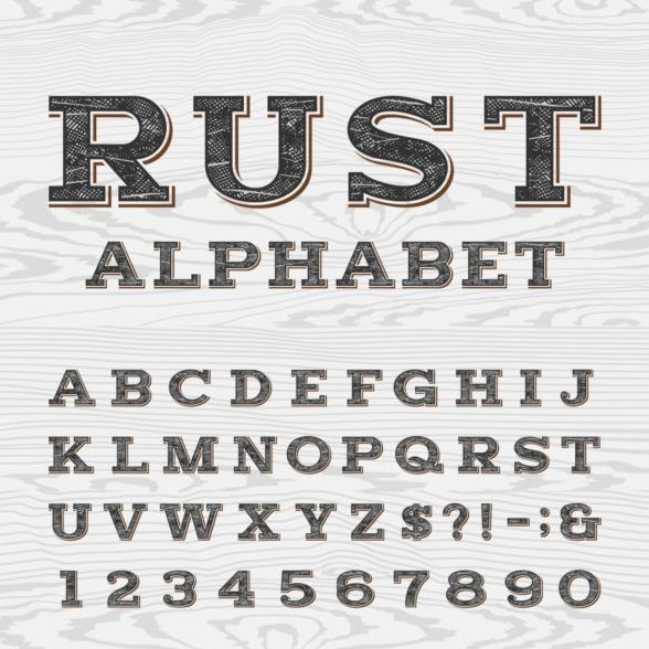 rust free vector download - photo #37