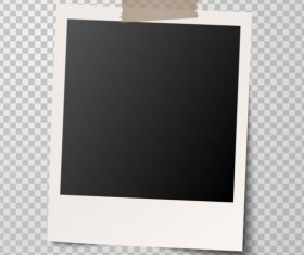 Vector photo frame illustration vectors 02