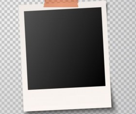 Vector photo frame illustration vectors 03