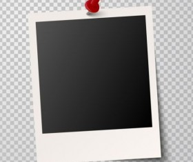 Vector photo frame illustration vectors 04
