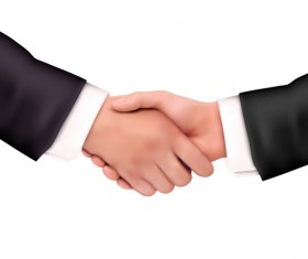 handshake vector material