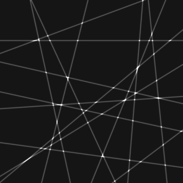 white laser vector background