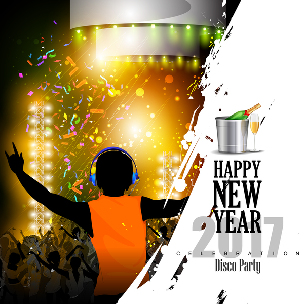 party poster design templates