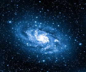 Beautiful cosmic space HD picture