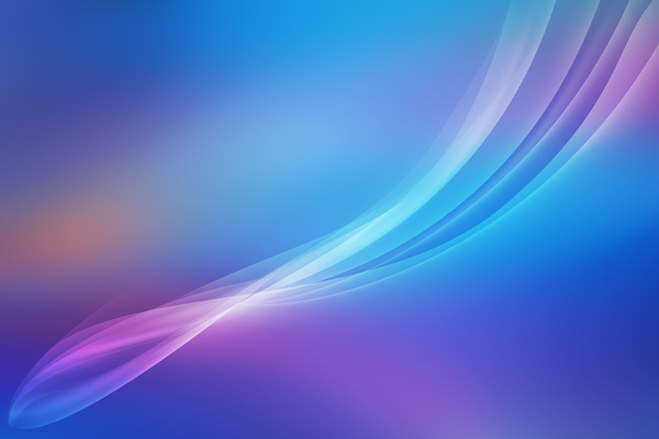 Blue Light Wave Backgrounds HD picture 01