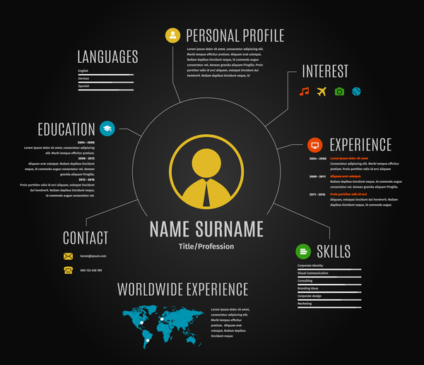 Business Infographic creative design 4578
