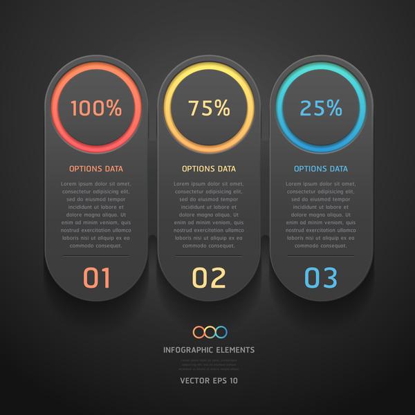 Business Infographic creative design 4584