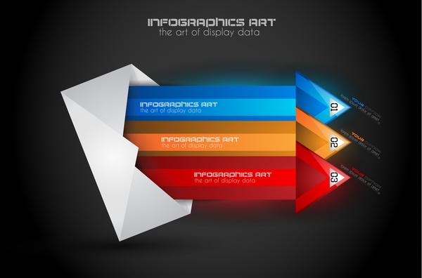 Business Infographic creative design 4592