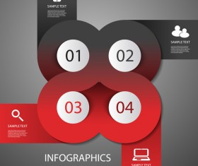 Business Infographic creative design 4593