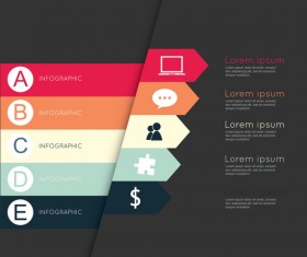Business Infographic creative design 4594