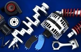 Car parts Stock Photo 01