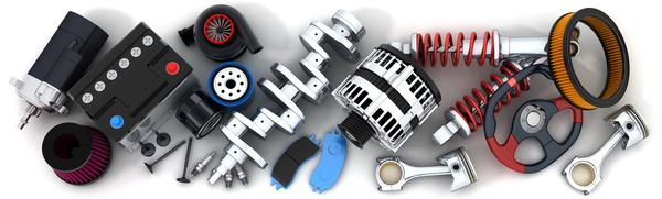 Car parts Stock Photo 04