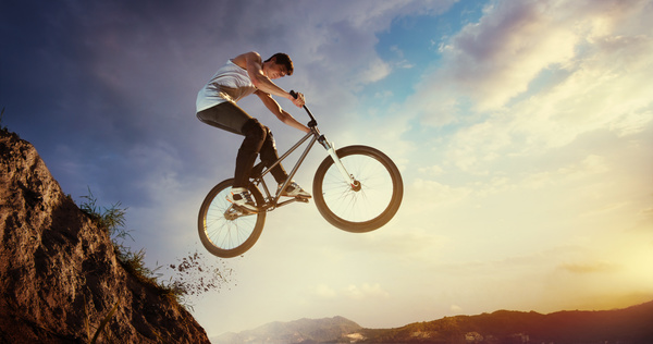 Challenging Cycling Hd Picture Free Download