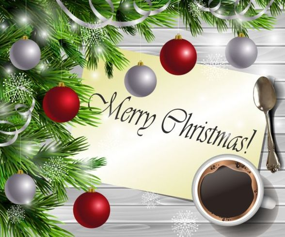 cup coffee with merry christmas greeting card vector car vector icon car vector icon download