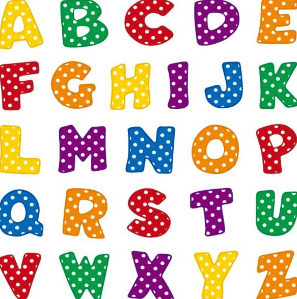 Cute alphabet comic vector vector font free download cute alphabet comic vector altavistaventures Images