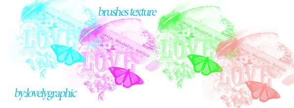 Love brush Photoshop Brushes