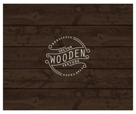 Retro wooden texture vector backgrounds 02