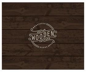 Retro wooden texture vector backgrounds 02
