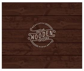Retro wooden texture vector backgrounds 05