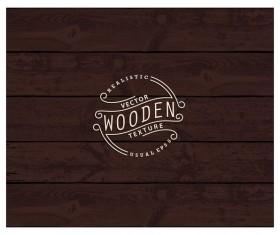 Retro wooden texture vector backgrounds 07