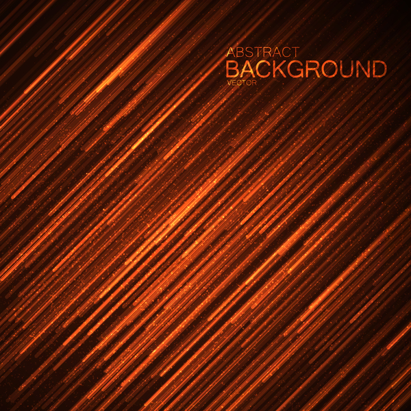 Smooth light lines abstract background vectors 02