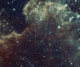 The ever-changing space nebula background HD picture 05