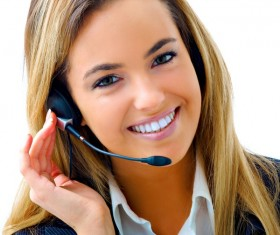 Young customer service HD picture 01