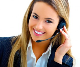Young customer service HD picture 03