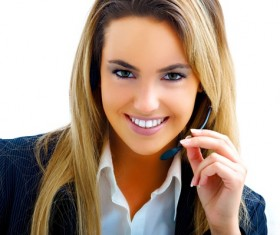 Young customer service HD picture 04
