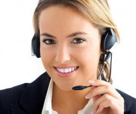 Young customer service HD picture 06