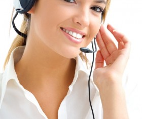 Young customer service HD picture 07