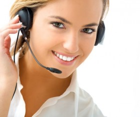 Young customer service HD picture 08