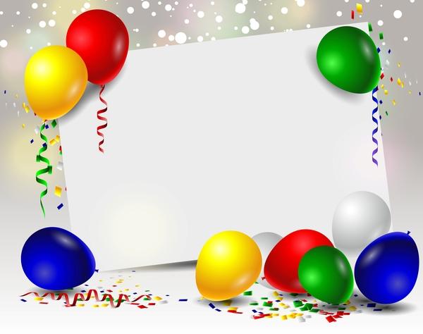 Birthday Card Blank Choice Image Free Birthday Card Design